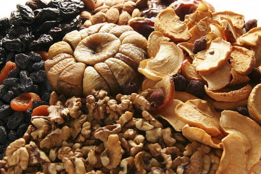 Beneficios para la salud de las nueces
