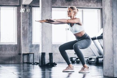 단기 다이어트에 도움이 되는 최고의 운동법