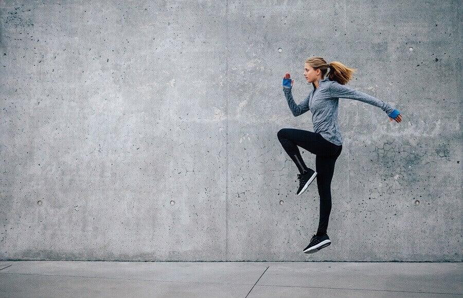 운동 루틴에 점프를 추가하면 좋은 점