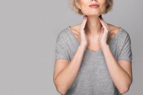 체중 감량을 방해하는 갑상샘 기능 저하증