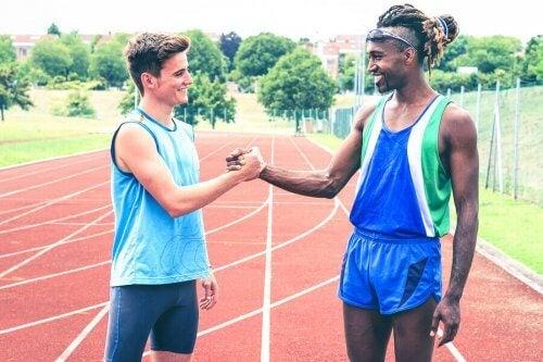 스포츠에서의 인종 차별