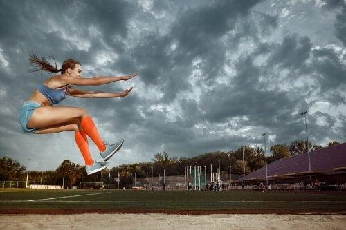 여자 육상의 혼성 종목, 헵타슬론