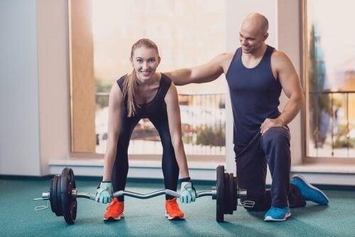 달리기하는 사람들에게 있어 근력 운동의 중요성
