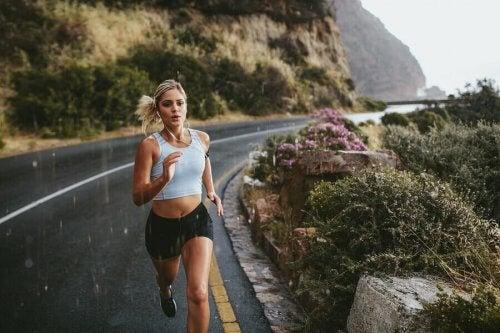 산에서 운동할 때 알아두면 좋은 팁