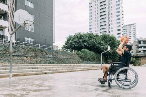 장애인 스포츠의 법적 측면
