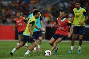 사비 에르난데스: 축구계의 전설의 은퇴 - 01