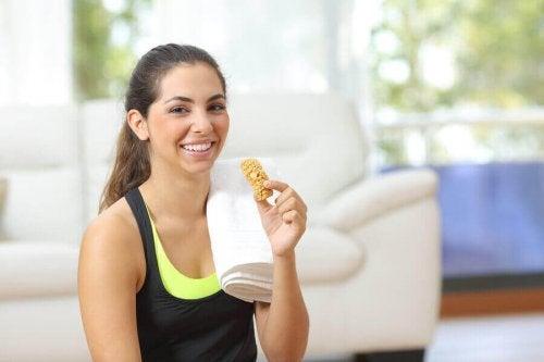 당분 섭취는 운동에 얼마나 중요한 영향을 끼칠까?