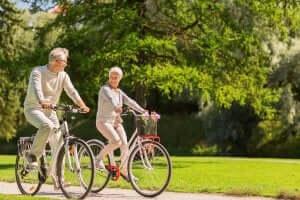 자전거의 건강
