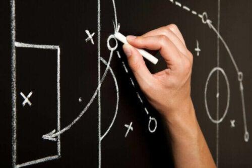 카테나치오 시스템은 어떤 축구 포메이션일까?