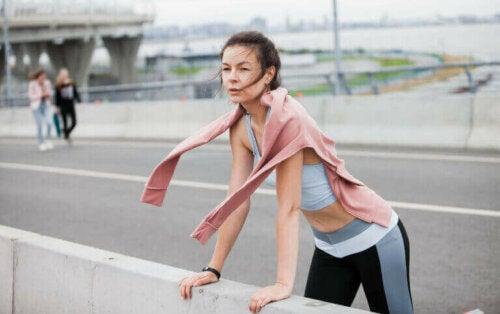 운동 중 호흡 과정이 우리 몸에 미치는 영향