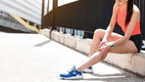 근육 경련: 발생 이유와 예방법