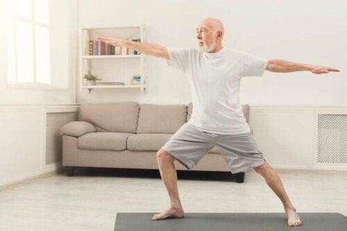 골다공증 환자를 위한 안전한 운동법