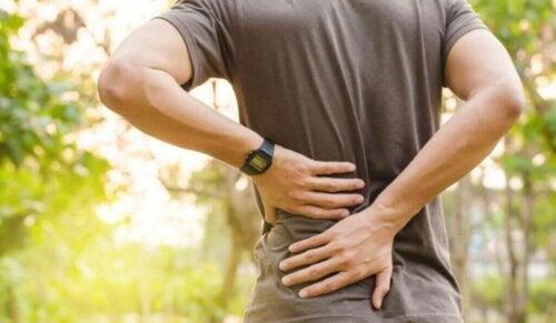 허리 통증을 피하는 최선책은 무엇일까?