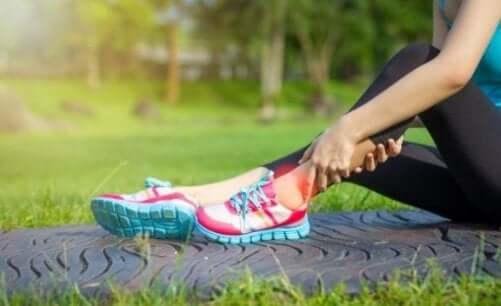 간단한 비결로 발목 부상을 예방하자