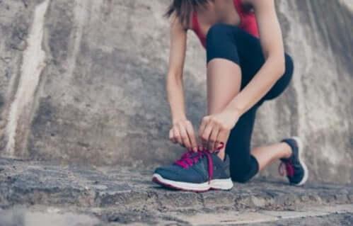 발에 잘 맞는 운동화를 신어야 하는 이유