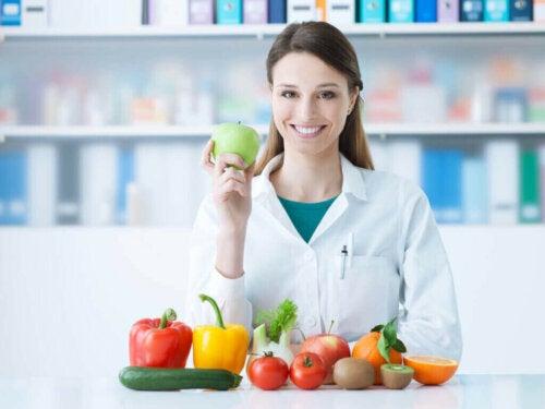 올바른 식생활로 건강 유지를 돕는 식이 요법