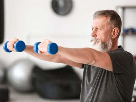 30대 이후 근력 운동이 왜 중요한가?