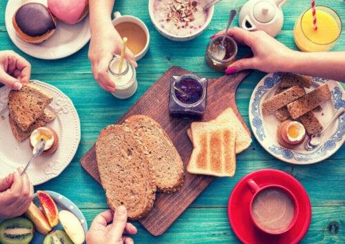 아침 식사로 피해야 할 음식