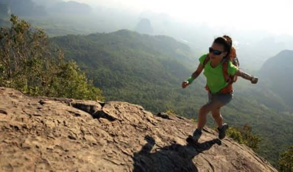 고지에서 하는 달리기: 주의해야 할 사항