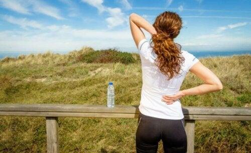 등과 허리 건강을 관리해야 하는 이유