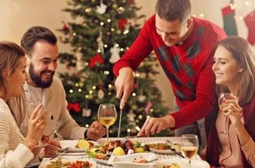 크리스마스 같은 명절 후 식단 관리와 참고 사항