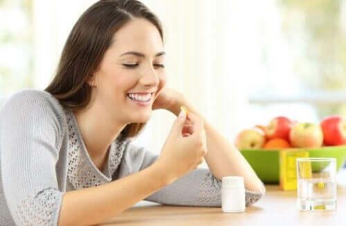 비타민 B군 섭취가 운동에 미치는 영향