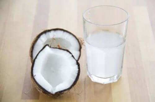 탄산음료 코코넛워터