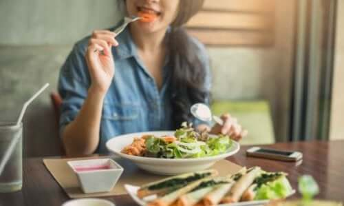 영양분 섭취를 최적화하는 방법 4가지