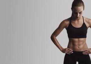 복근 운동 윗몸일으키기