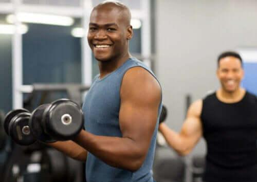 신체 운동과 그것의 스트레스를 줄이는 능력