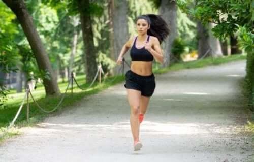 종아리 염좌 발생 후 다시 달리는 방법