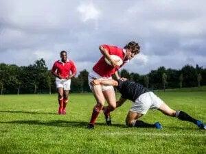 접촉 스포츠에서 부상 예방하기