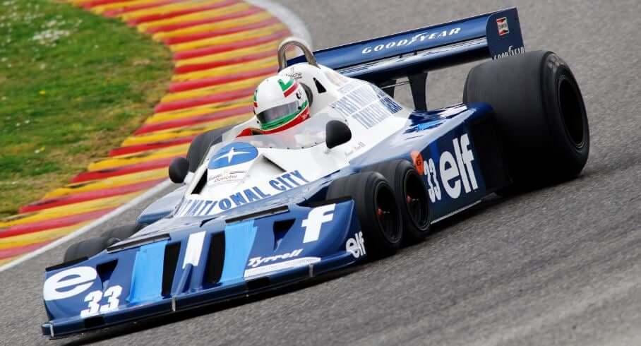 F1 레이싱 6바퀴