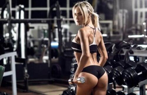 Definerte setemuskler er oppnåelig med disse øvelsene