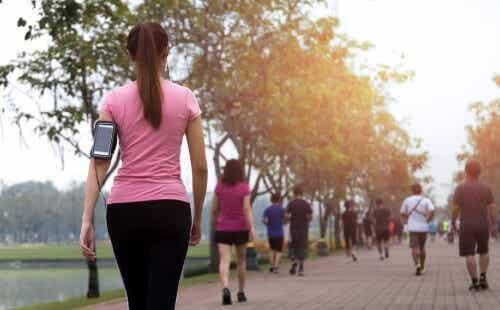 Flat mage og mindre midje: Hva er hemmeligheten?