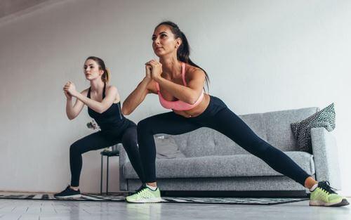 Funksjonell trening hjemmefra, raskt og effektivt