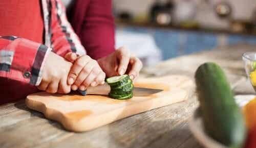 Fettfattig mat, 10 gode valg for å gå ned i vekt