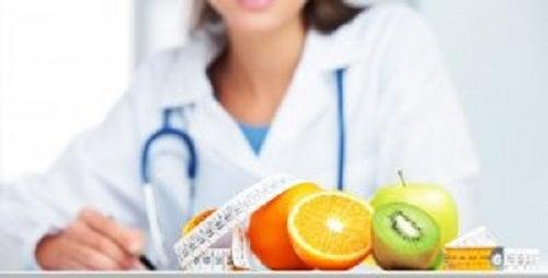 Medisinsk konsultasjon når du mister vekt.