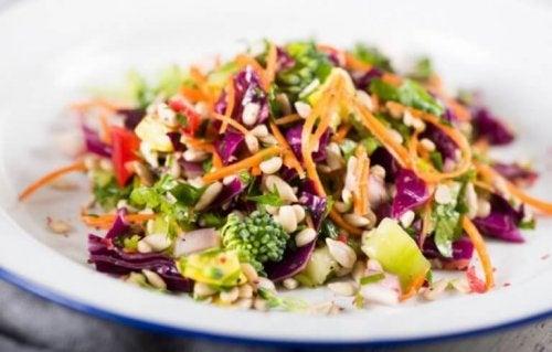 Spise frø: Hvordan inkludere frø i kostholdet.