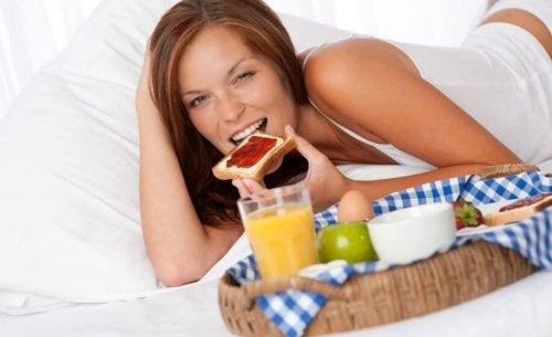 Sunn frokost, oppskrifter på toast