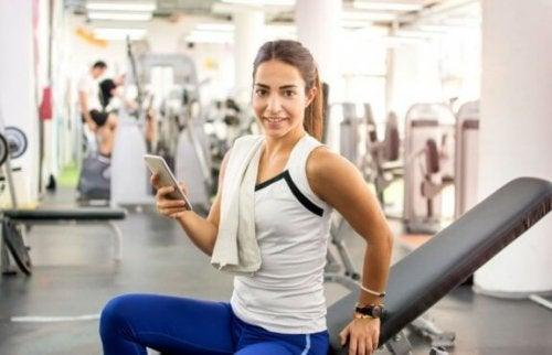 Fem effektive øvelser for å brenne kalorier