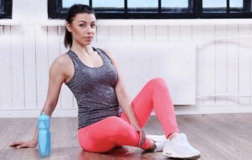 CrossFit rutine hjemme: Alt du trenger å vite