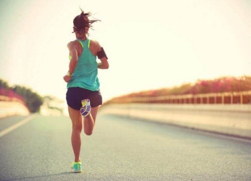 Beste tiden å løpe på.