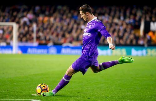 Cristiano Ronaldo: Historien om en måltreffer