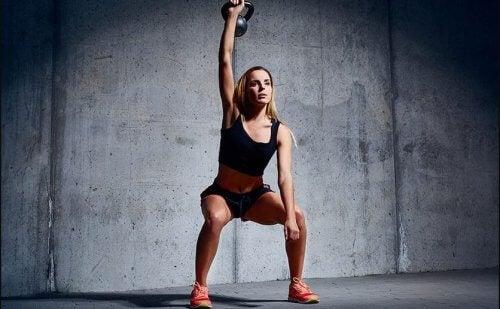 Gode grunner til å trene CrossFit
