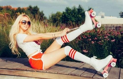 Grunnen til  at skøyter er en komplett sport