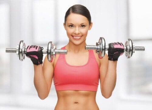 Hvordan vekttrening kan hjelpe vår kardiovaskulære helse