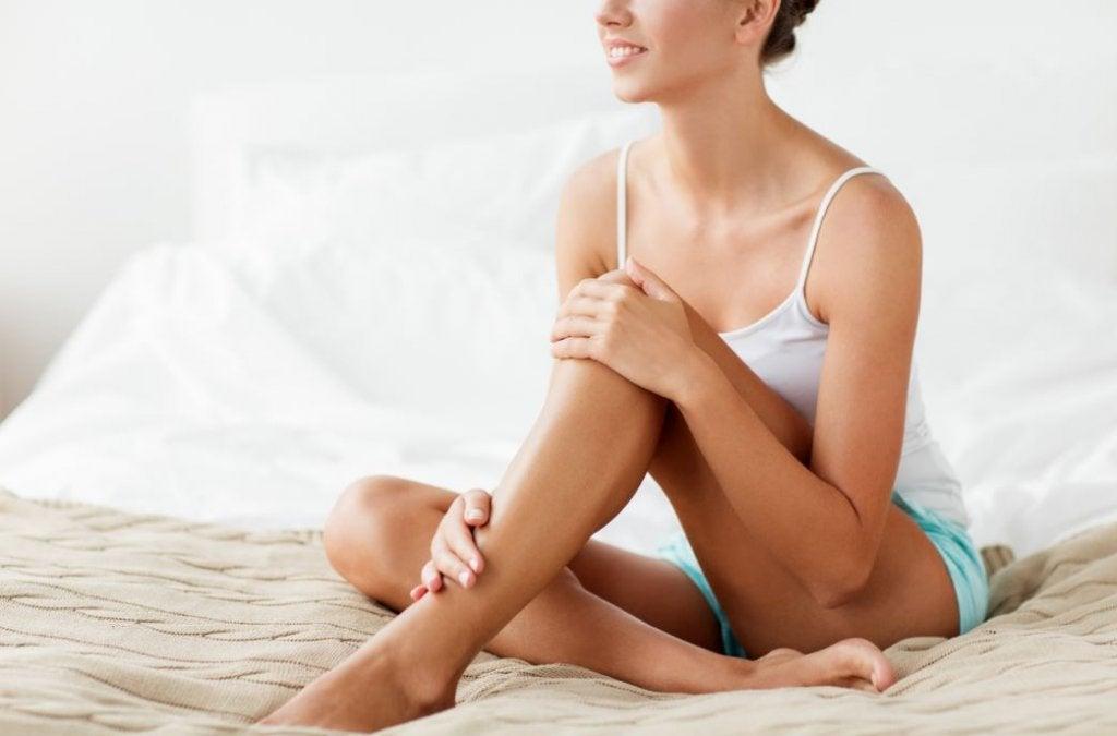 6 øvelser for tynnere bein