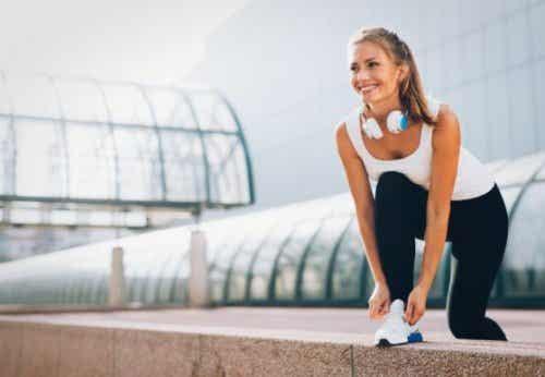 6 enkle triks for å bli hekta på løping på en suksessfull måte