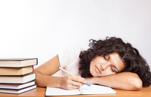 Lite søvn: Effektene det har på kroppen